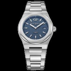 80189-11-431-11A | Girard-Perregaux Laureato Quartz 34 mm | Buy Now