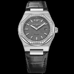 80189D11A231-CB6A | Girard-Perregaux Laureato 34 mm watch | Buy Now