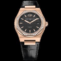80189D52A632-CB6A | Girard-Perregaux Laureato Quartz 34 mm watch | Buy Now