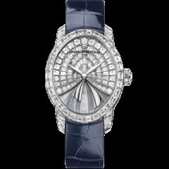 80494B53P7B1-CK4A | Girard-Perregaux Cat's Eye La Fenice 38.4 x 32.9 mm watch | Buy Now