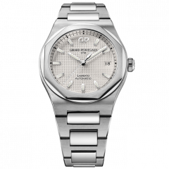 81005-11-131-11A | Girard-Perregaux Laureato 38 mm watch | Buy Now