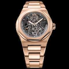 81015-52-002-52A | Girard-Perregaux Laureato Skeleton 42 mm watch | Buy Now