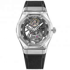 81071-43-231-FB6A   Girard-Perregaux Laureato Absolute Light 44 mm watch   Buy Now