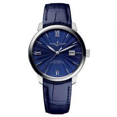 8153-111-2/E3 Ulysse Nardin Classico 40 mm watch. Buy Online
