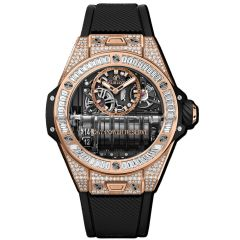 911.OX.0118.RX.0904 | Hublot Big Bang MP-11 Power Reserve 14 Days King Gold Jewellery 45 mm | Buy Now