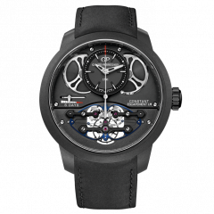 93505-21-631-BA6E | Girard-Perregaux Heritage Constant Escapement L.M. 46 mm watch | Buy Now