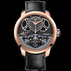 93505-53-232-BA6F   Girard-Perregaux Bridges Constant Escapement L.M. 46 mm watch   Buy Now
