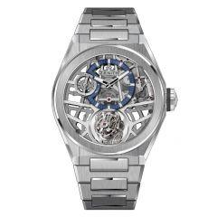 95.9000.8812/78.M9000 | Zenith Defy Zero G 44 mm watch. Buy Online