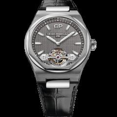 99105-41-232-BB6A | Girard-Perregaux Laureato Tourbillon 45 mm watch | Buy Now