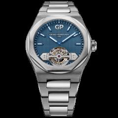 99115-21-431-21A | Girard-Perregaux Laureato Tourbillon 43 mm watch | Buy Now