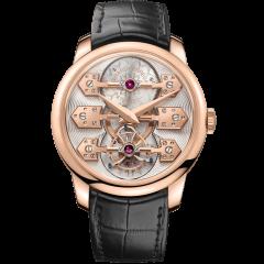 99275-52-000-BA6E | Girard-Perregaux Bridges La Esmeralda Tourbillon 44 mm watch | Buy Now