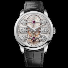 99275-53-000-BA6E | Girard-Perregaux Bridges La Esmeralda Tourbillon 44 mm watch | Buy Now