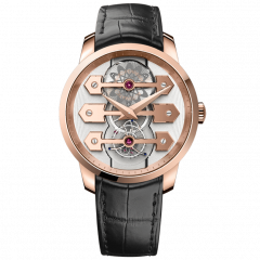 99280-52-000-BA6E | Girard-Perregaux Tourbillon With Three Gold Bridges 45 mm watch | Buy Now