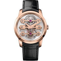 99285-52-000-BA6A | Girard-Perregaux Tourbillon with Three Gold Bridges 40 mm watch | Buy Now