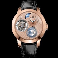 99290-52-951-BA6A | Girard-Perregaux Bridges Planetarium Tri-Axial 48 mm watch | Buy Now