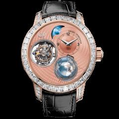 99290B52P951-BA6A | Girard-Perregaux Bridges Planetarium Tri-Axial 48 mm watch | Buy Now