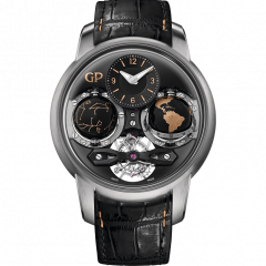 99292-21-652-BA6F | Girard-Perregaux Bridges Cosmos Infinity Edition 47 mm watch | Buy Now