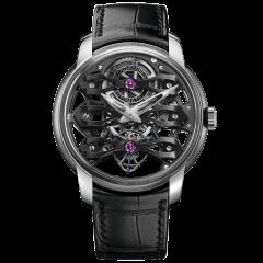 99295-21-000-BA6A | Girard-Perregaux Neo-Tourbillon With Three Bridges Skeleton 45 mm watch | Buy Now