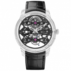 99295-43-000-BA6A | Girard-Perregaux Quasar Tourbillon With Three Bridges 46 mm watch | Buy Now