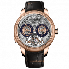 99830-52-001-BA6A | Girard-Perregaux Minute Repeater Tri-Axial Tourbillon Earth to Sky Edition 48 mm watch | Buy Now