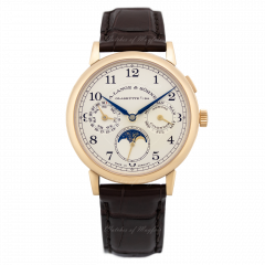 238.032 | A. Lange and Sohne 1815 Annual Calendar 40 mm watch. Buy