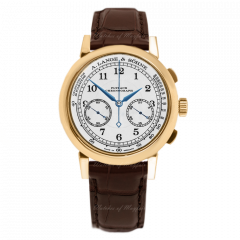 414.032 | A. Lange and Sohne 1815 Chronograph 39.5 mm watch. Buy