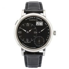 A. Lange and Sohne 117.028 Grand Lange 1 New Authentic Watch