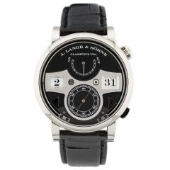 A. Lange and Sohne 145.029 Zeitwerk Striking Time New Authentic Watch