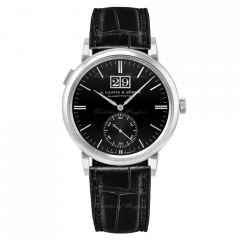 381.029 | A. Lange and Sohne Saxonia Outsize Date 38.5 mm watch. Buy Now
