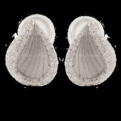 GOR2535 | Annamaria Cammilli Rivage Diamonds White Gold Earrings