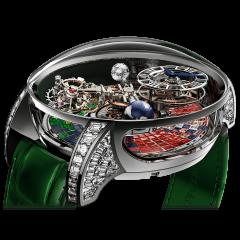 AT800.30.BD.UC.A   Jacob & Co. Astronomia Tourbillon Baguette Multicolor Sapphires and White Diamonds 50 mm watch   Buy Now