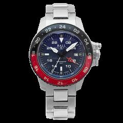 DG2018C-S3C-BE   Ball Engineer Hydrocarbon AeroGMT II watch   Buy Now