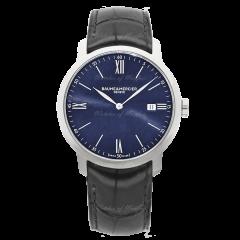 10324 | Baume & Mercier Classima Stainless Steel 40mm watch. Buy Now