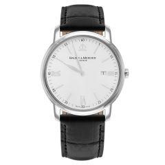 10379 | Baume & Mercier Classima Stainless Steel 42mm watch