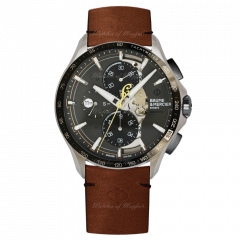 10402 | Baume & Mercier Clifton Club Indian Stainless Steel 44mm watch