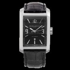 8809 | Baume & Mercier Hampton Classic 42.5 x 27.3 mm watch. Buy Now