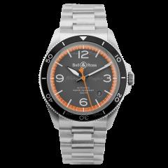 BRV292-ORA-ST/SST   Bell & Ross Br V2-92 Garde-Cotes 41 mm watch   Buy Now