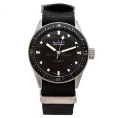 5000-1110-NABA Blancpain Fifty Fathoms Bathyscaphe 43 mm watch. Buy
