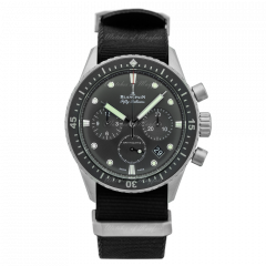 5200-1110-NABA Blancpain Fifty Fathoms 43 mm watch. Buy Now