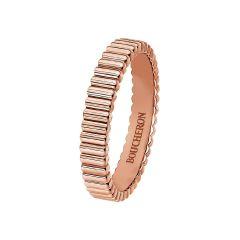 JAL01172 | Buy Online Boucheron Quatre Pink Gold Ring