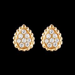 JCO00942 | Boucheron Serpent Bohème Diamants Yellow Gold Earrings