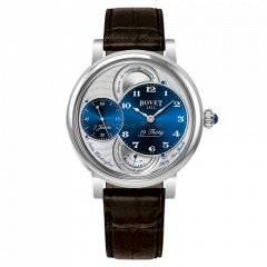 NTS0001 | Bovet 19Thirty Fleurier 7-Day Power Reserve Indicator and Sub-Seconds 42 mm watch