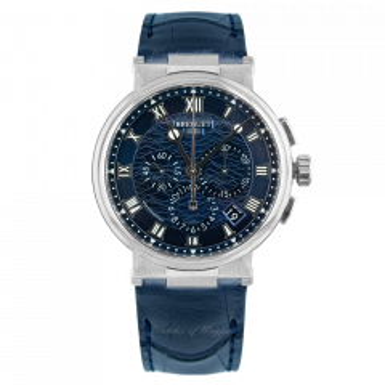 5527BB/Y2/9WV   Breguet Marine Chronograph 42.3 mm watch   Buy Now