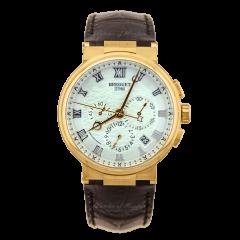5527BR/12/9WV   Breguet Marine Chronograph 42.3mm watch. Buy Online