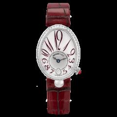 8918BB/5P/964/D00D | Breguet Reine de Naples 36.5 x 28.45 mm watch. Buy Online