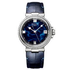 9518ST/E2/984/D000   Breguet Marine 34 mm watch   Buy Now