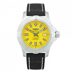 A17319101I1X2 | Breitling Avenger Automatic 45 Seawolf watch. Buy Online