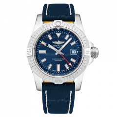 A32395101C1X2 | Breitling Avenger Automatic GMT 45 mm watch | Buy Now