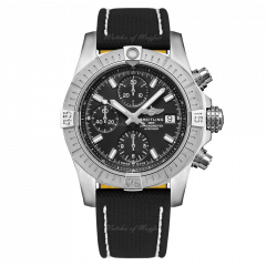 A13385101B1X2 | Breitling Avenger Chronograph 43 Steel watch | Buy Now