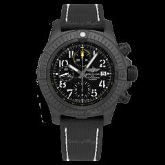V13317101B1X2   Breitling Avenger Chronograph 45 Night Mission watch. Buy Online